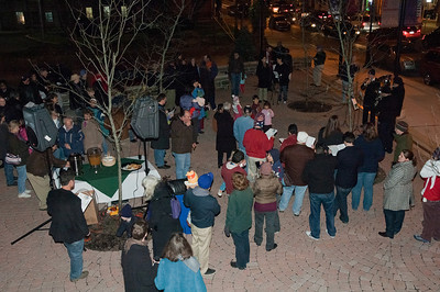 2009 Plaza Tree Lighting