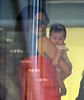 Non-Exclusive <br /> 2011 Sept 11 - Victoria Beckham And Baby Daughter Shopping At Prada in NYC.  Photo Credit Jackson Lee