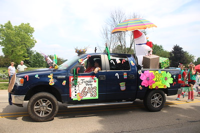 20150725 Streamwood Summer Celebration Christmas in July