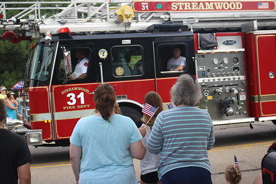 20150725 Streamwood Summer Celebration Christmas in July