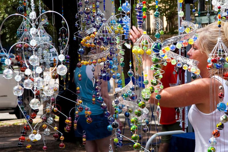 Pecan Street Festival. Austin, Texas