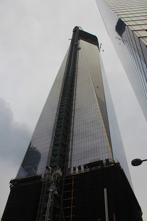 9/11 Memorial - NYC - Ground Zero - August, 2012