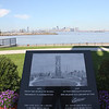 Bayonne, NJ - Tear Drop Memorial.  This is a gift from the People of Russia to represent the struggles against terrorism.
