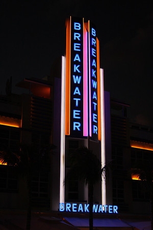 An Evening on South Beach, Miami Beach, Fla. Dec. 14, 2011