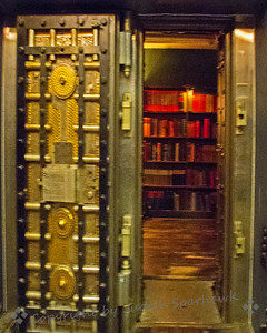 Behind the Vault Doors