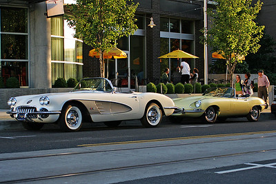 Vette and Jag