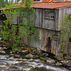 Abandoned mill in Balaclava, ON