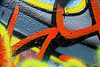 Abstract from Castle Hill Graffiti