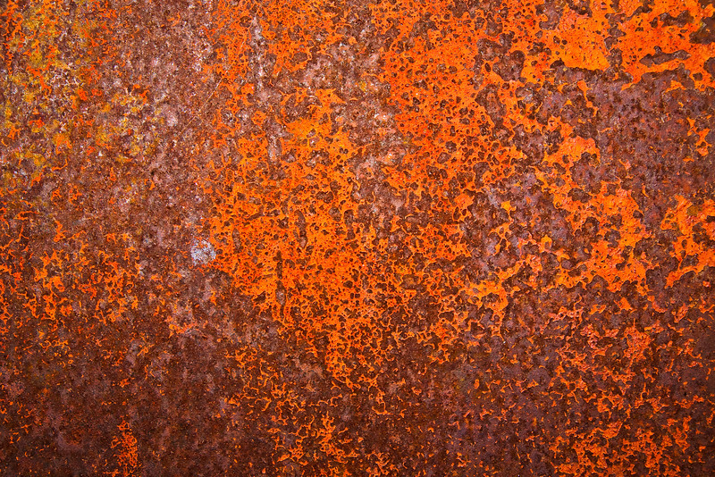 Rust And Metal Series