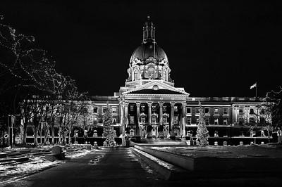 Alberta Legislature - Solarized