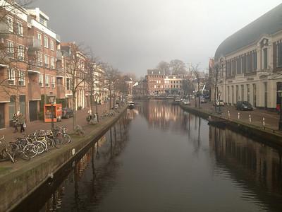 Amsterdam en Leiden 2013