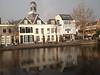 025  Leiden - Stille Rijn en Hartebrugkerk