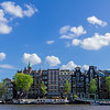 Amsterdam, canal view