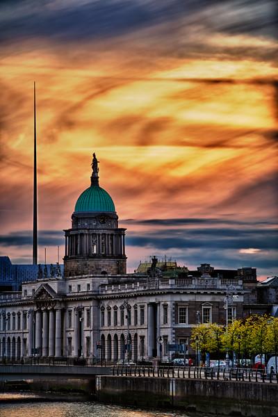 Dublin Cityscapes