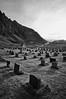 Graveyard, Bleik