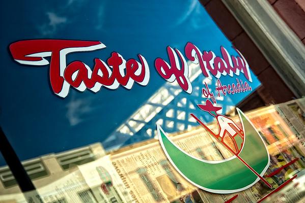 Opening Soon, Taste of Italy