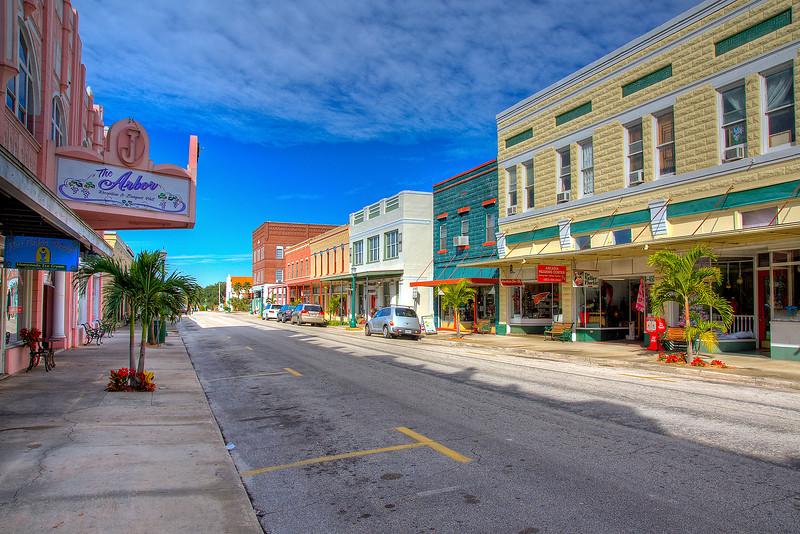 Oak St., Arcadia, Florida