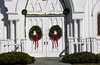 Bedford Presbyterian Church Christmas Wreaths