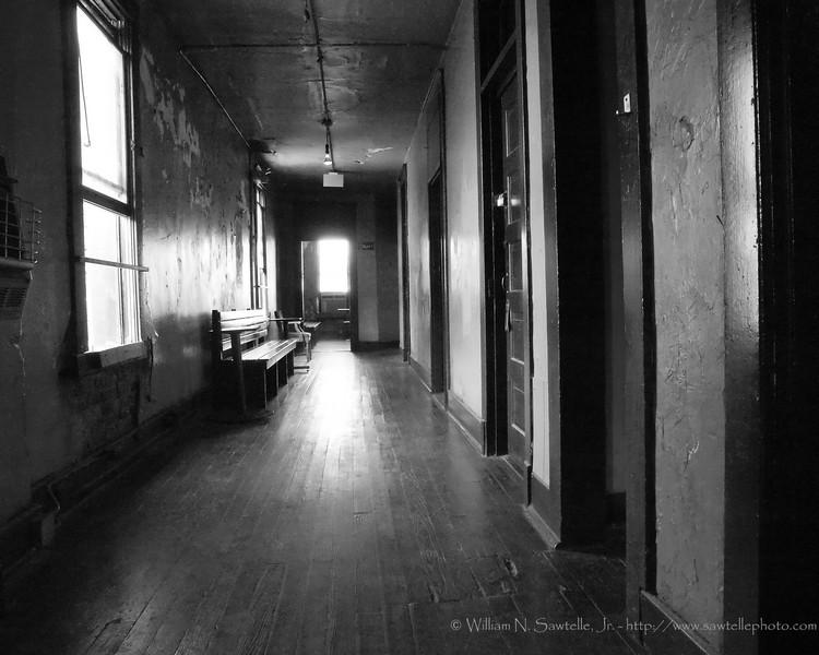 Earnestine & Hazels the hall upstairs