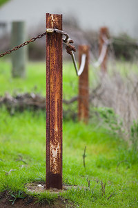 Fence Post.
