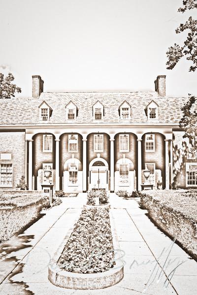 E. Moore Hall