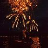 Fireworks from Lake Oswego