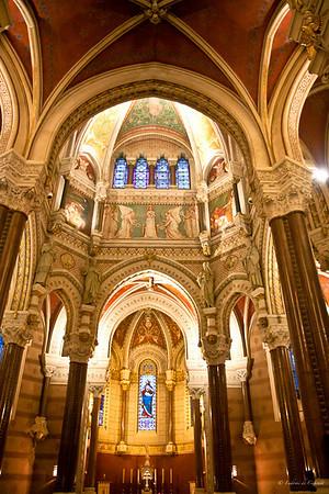 Basilique d'Ars - Ain - France