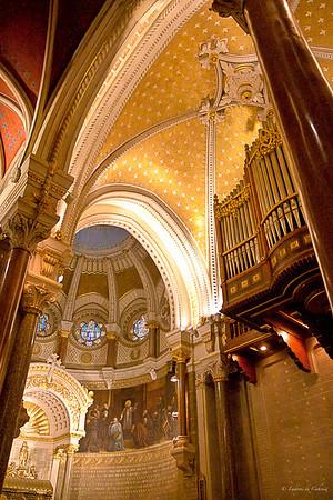 Basilique du Saint Curé d'Ars - Ain - France