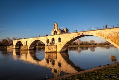 Avignon - Vaucluse - France