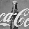 Coke Bottle B&W