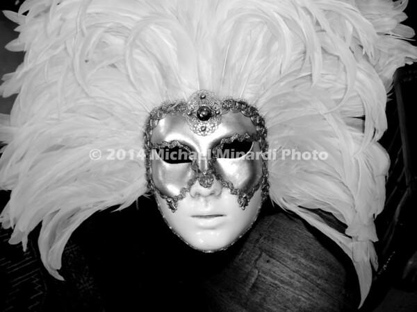 Mask of Carnival B&W 01 May 2005 115
