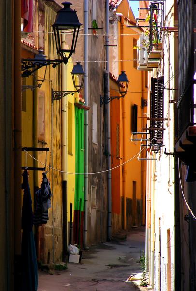 Sardinian backstreet