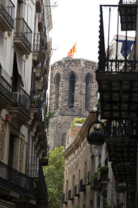 the barri gotic