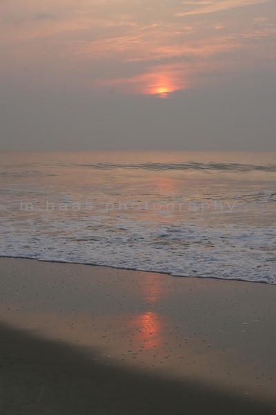 sunrise: ocean city, md