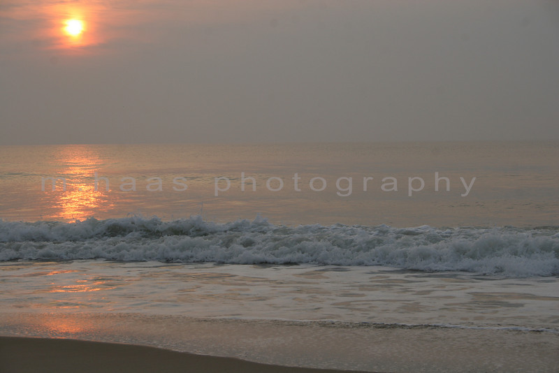 sunrise: ocean city, md