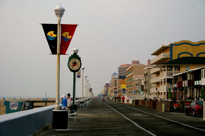 boardwalk: ocean city, md