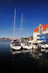 Bryggen i Bergen..
