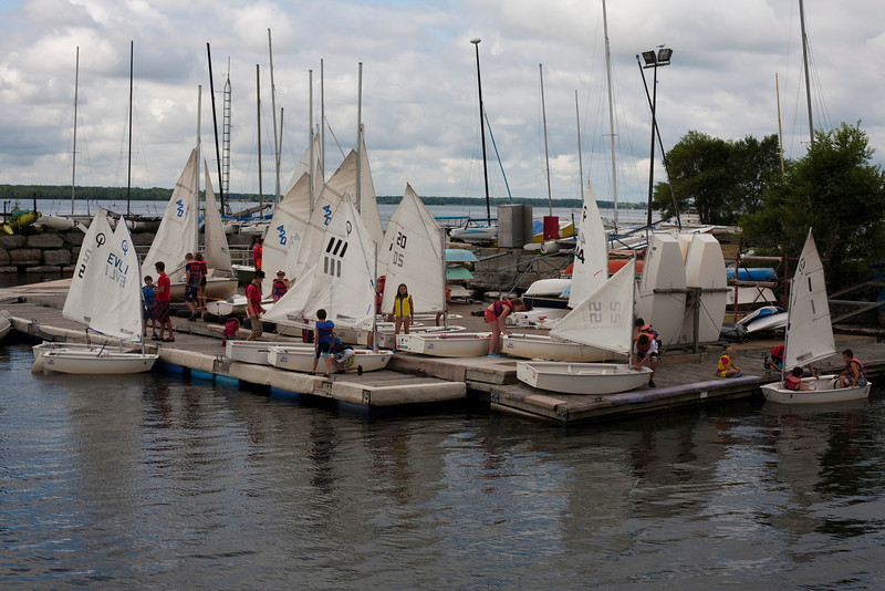 Summer Sailing camp in Lachine
