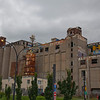 Disused malting plant in St. Henri