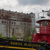 "Tug Boat ""Daniel McAllister"" in the Old Port of Montreal"