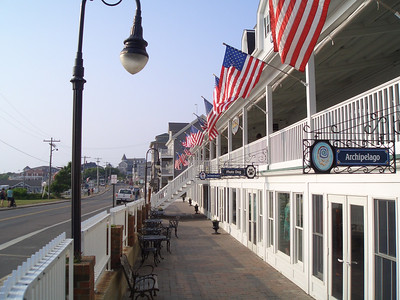Block Island Streetscapes
