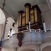 Organ at North Church.