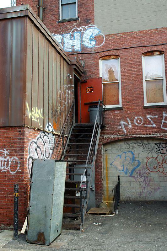 Public Alley #443