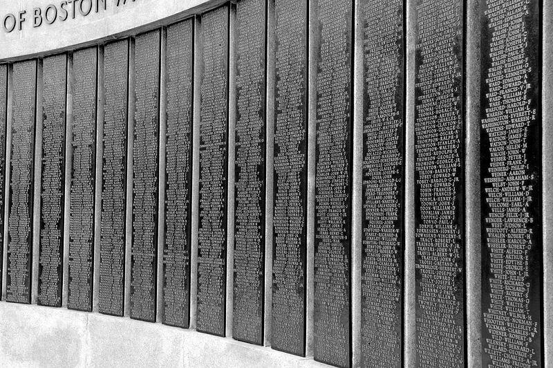 Back Bay Fens<br/> War Monument (2)