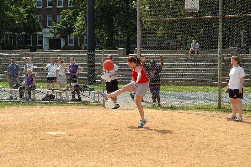 Back Bay Fens<br/> Kickball (2)