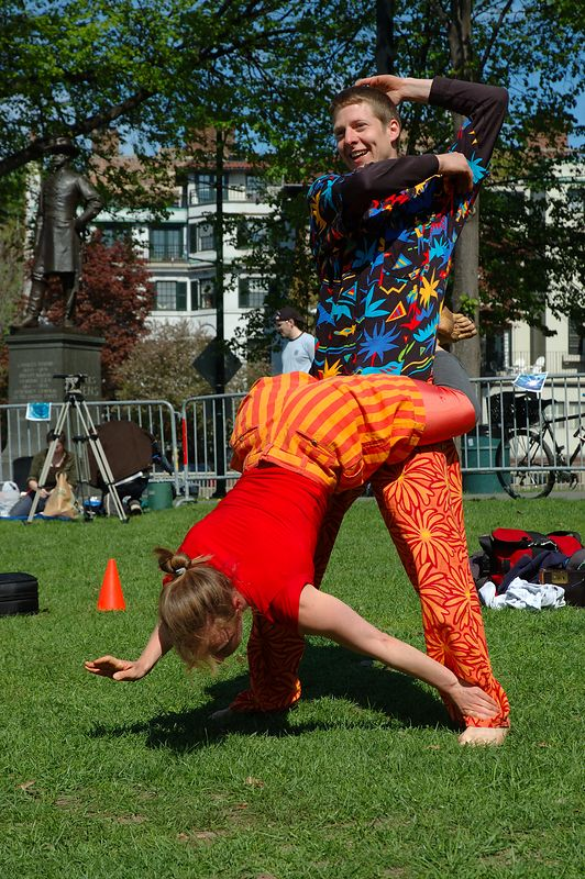 Mayfire Arts Festival<br/> Slap that &#*s.