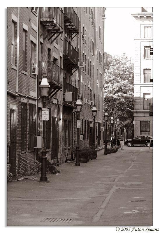 Public Alley 101