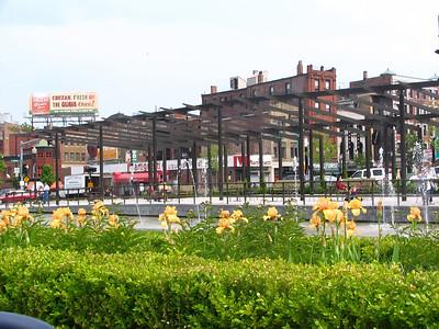 Boston, Rose Kennedy Greenway