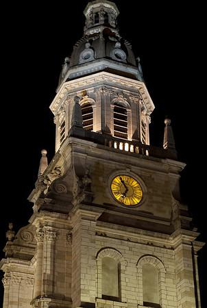 Le clocher de Notre-Dame