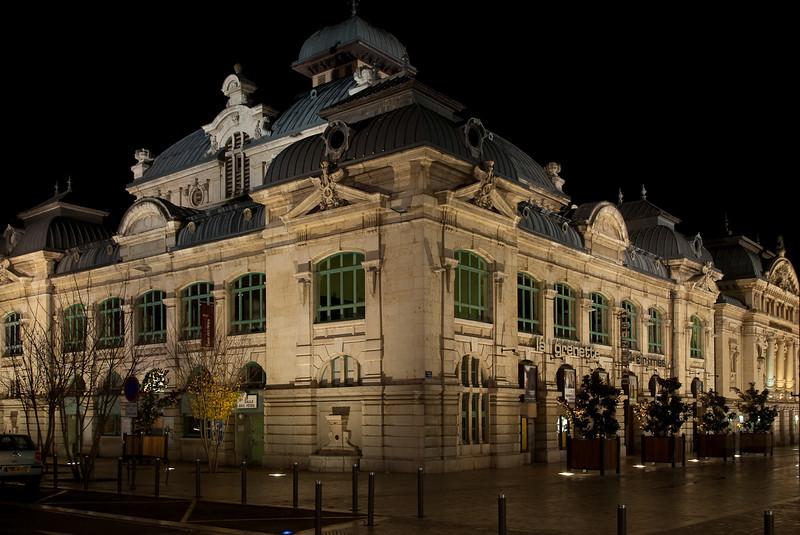 Le cinéma La Grenette